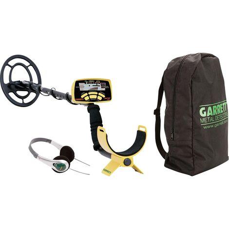 Pack détecteur de métaux Garett Ace 250 + casque + sacoche C17088