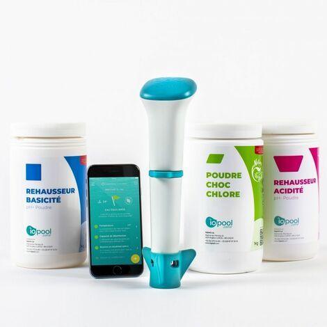 Pack EcO Start - sonde connectée + 3 produits d'entretien