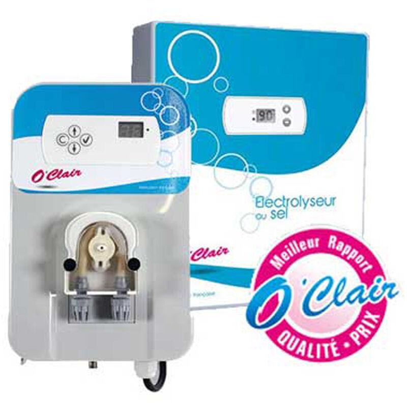 Pack électrolyseur + régulateur ph o'clair s60