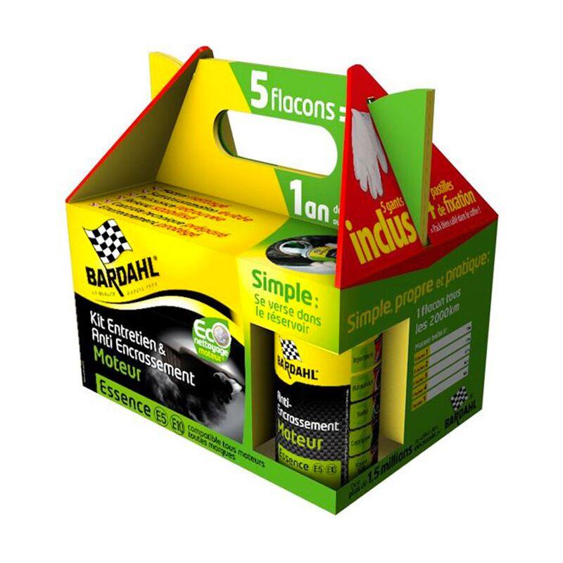 Kit encrassement essence X5 - Bardahl