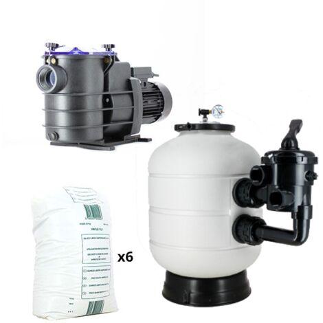 "main image of ""Pack filtration piscine - 8x4 m - Catégorie Kit construction piscine"""