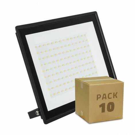 Pack Foco Proyector LED Solid 100W (10 un)