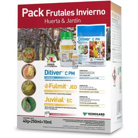 Pack Frutales Invierno Kenogard
