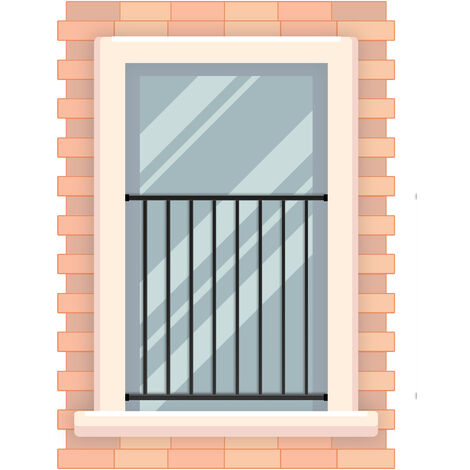 Pack Garde-corps de Fenêtre