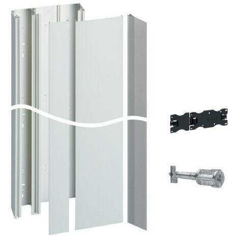 Pack GTL 13 modules 2 couvercles 2x1,3m (JK213D)
