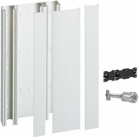 Pack GTL 18 modules 3 couvercles 2,6m (JK318)
