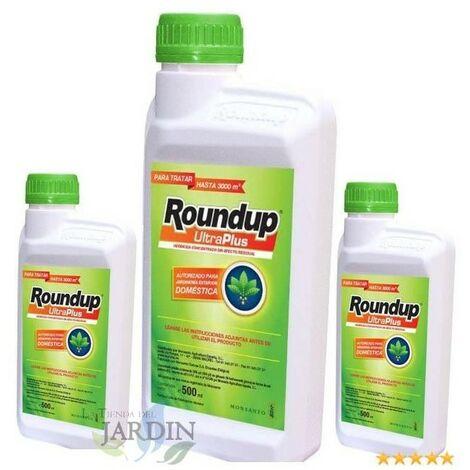 "main image of ""Pack Herbicida Roundup Ultra Plus 1,5 litros"""