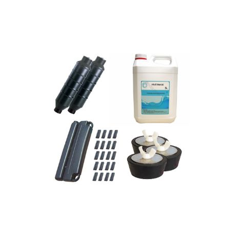 Pack hivernage bassin 8 X 4 M
