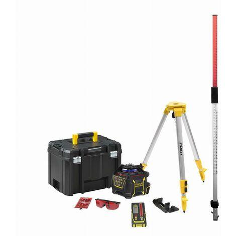 Pack investissement niveau rotatif RL600 STANLEY - FMHT77222-1