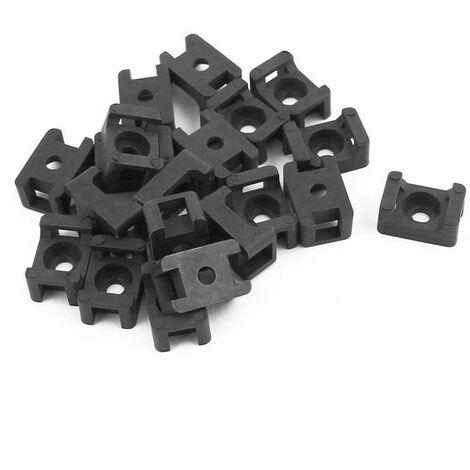 Schlauchhalter 13-14mm schwarz