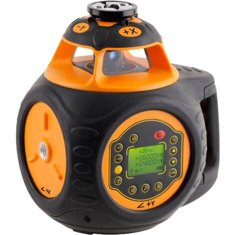 Pack laser rotatif double pente FL 505HV-G (CL 2) + FS 23 + TN 14   231025-S01 - Geo Fennel