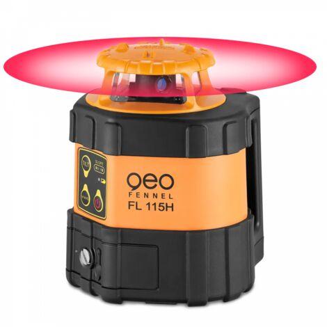 Pack laser rotatif FL 115H + FS 20 + TN 14   211001-S01 - Geo Fennel