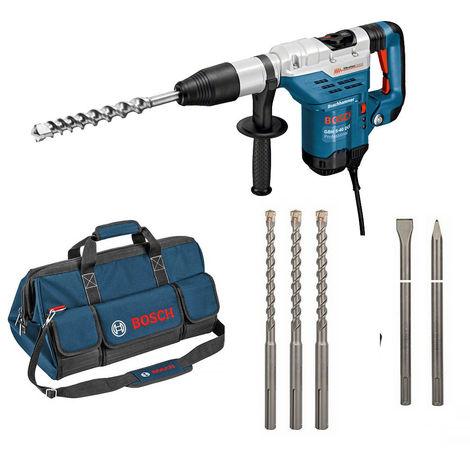 Pack Marteau perforateur BOSCH GBH 5-40 DCE + Accessoires | 06159975X1 - Bosch