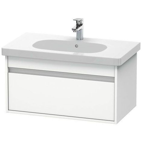 Pack meuble + lavabo Ketho 80cm - plusieurs coloris disponibles