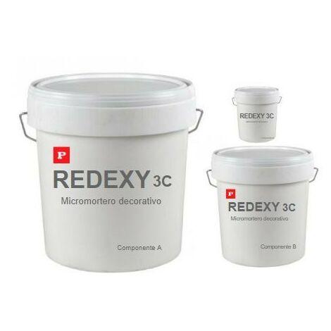 Pack mortero epoxi REDEXY 3C