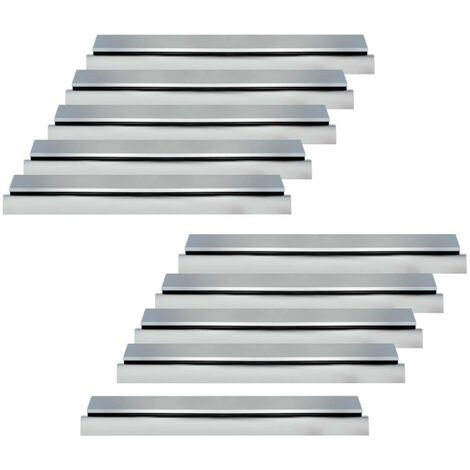Pack of 10 entry door thresholds 93 cm with Klose Besser seal