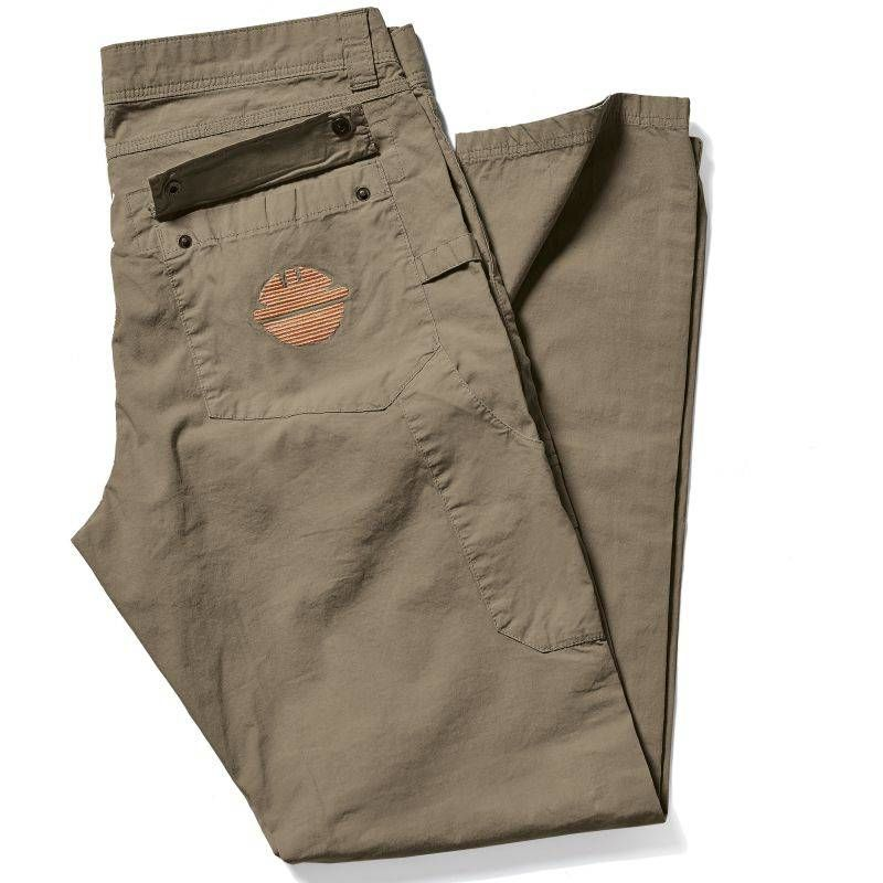 PACK pantalon de travail Marron - T. S - Dike