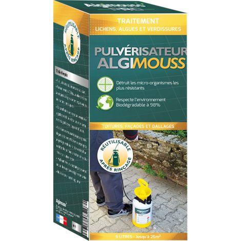 Pack pulvérisateur Algimouss 5 Litres - Algipro