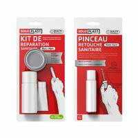 Pack-Reparatur-Set Soloplast Email Keramik Badezimmer