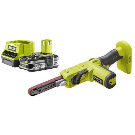 Pack RYOBI Lime électrique 18V R18PF-0 - 1 Batterie 2.5Ah - 1 Chargeur rapide RC18120-125