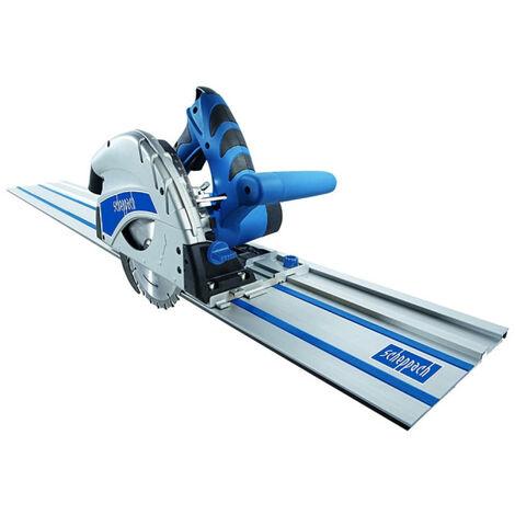 Pack SCHEPPACH Scie Plongeante - 210mm - 1600W - PL75 - rail de guidage - 1400mm