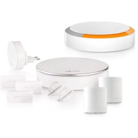 Pack Somfy protect +