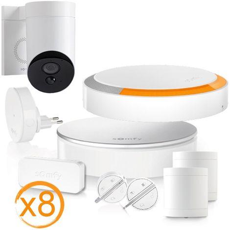 Pack Somfy Protect Integral Camera