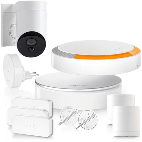 Pack Somfy protect + Outdoor Camera