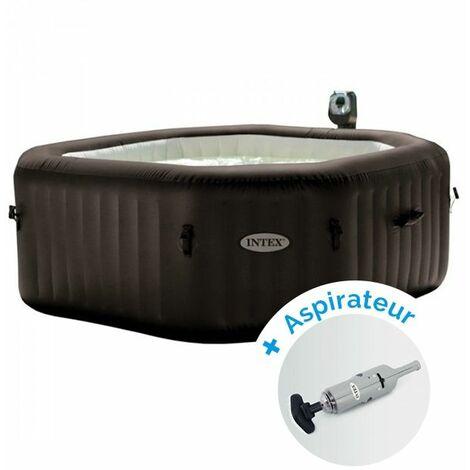 pack spa gonflable intex pure spa jets et bulles 6. Black Bedroom Furniture Sets. Home Design Ideas