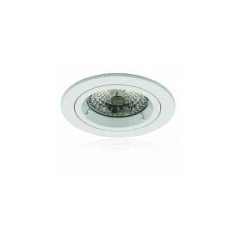 Pack Spot LED MBF cob Sharp 6W - 4000K - Dimmable - Blanc - GU10 - 282031 - Aéorospot