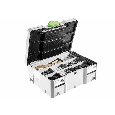 Pack système d'assemblage DOMINO SV-SYS D14 Festool Réf. 201353