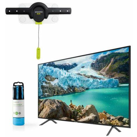 PACK Téléviseur SAMSUNG 4K Ultra HD TV LED 43'' 108cm + Support Mural Fixe