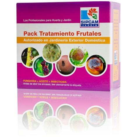 Pack Tratamiento Frutales SIPCAM