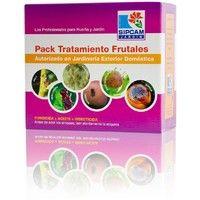Pack tratamiento frutales VITHAL GARDEN (Fungicida / Bactericida + Aceite Insecticida) - 0,75 kg