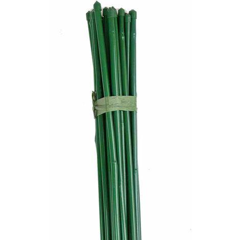 Pack Tutor Bambú Plastificado - 25 unidades