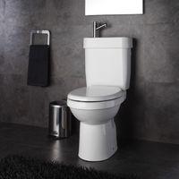 Pack Wc 2 en 1 avec lave-mains écologique sortie Horizontale
