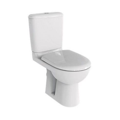 Pack WC à poser Prima 6 Rimfree - 38x68cm - 3 ou 6L - Blanc
