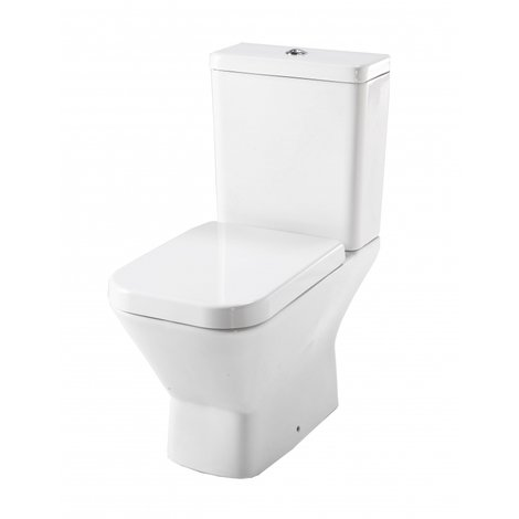 Pack WC a poser sortie horizontale Moderne - Diago