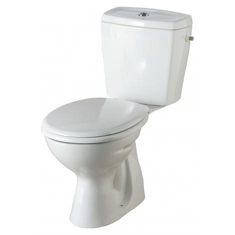 Pack WC à poser Sortie Verticale