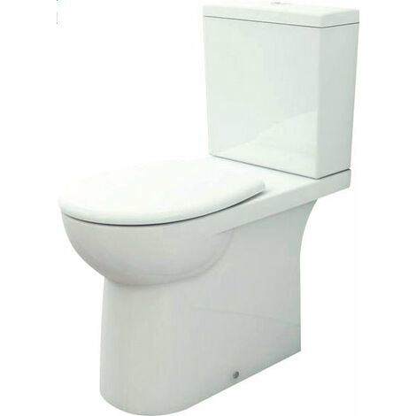 Pack WC ALTERNA SERENITE sureleve sans bride avec abattant frein de chute, Ref.9829C0037200