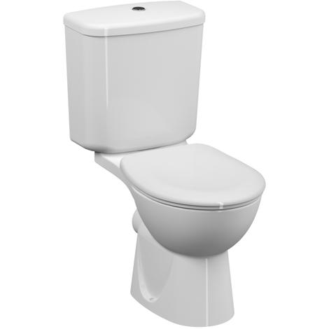 Pack WC Ancoflash 2 - Anconetti - Blanc - Sortie horizontale