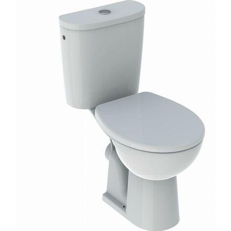 Pack WC au sol à fond creux Bastia Rimfree GEBERIT - 501.689.00.1