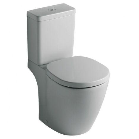 Pack WC Cube Connect - SV - Alimentation latérale - E715601