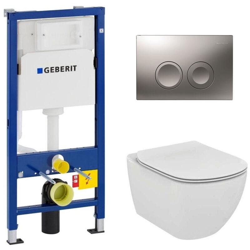 pack wc geberit duofix up100 toilet bowl ideal standard. Black Bedroom Furniture Sets. Home Design Ideas