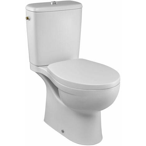 Pack WC PATIO sans bride sortie horizontale abattant standard , JACOB DELAFON, RŽf. E20208-00