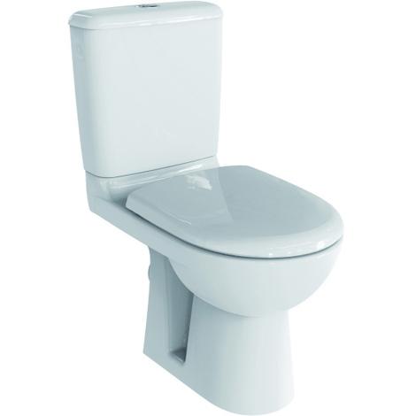 Pack WC Prima 6 - Blanc