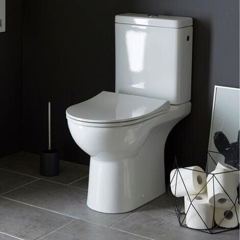 Pack wc rimless Trium sortie verticale / vario