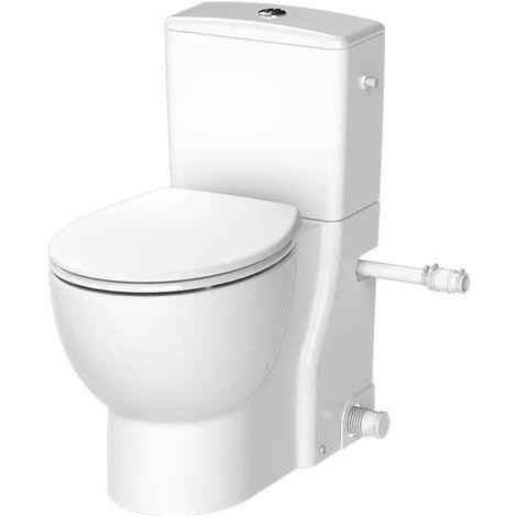 Pack WC sans bride avec système de broyage performant - SFA