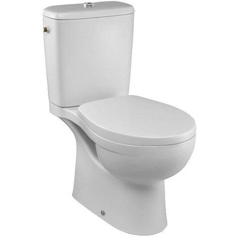 Pack WC sans bride PATIO sortie horizontale