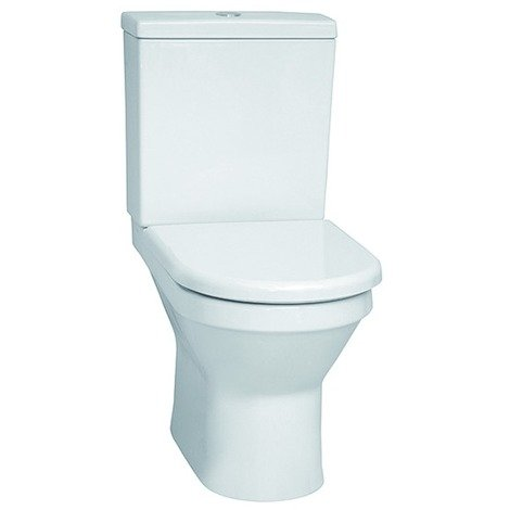 Pack WC sans bride S50 Flush - Blanc
